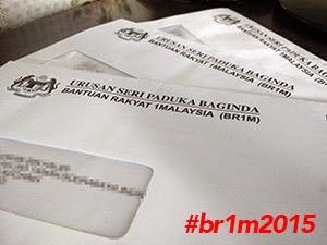 Thumbnail image for Contoh Surat BR1M 2015 : Kemas Kini Maklumat Pemohon