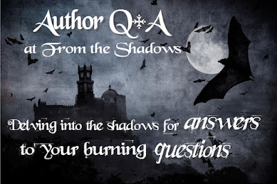 Q+A with Isabel Cooper author of Night of the Highland Dragon paranormal romance