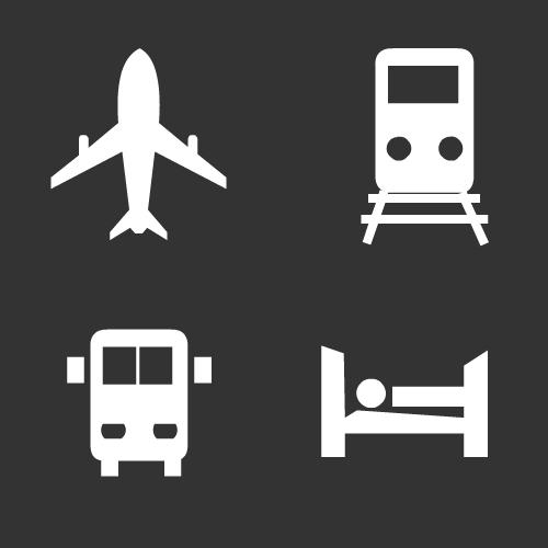 Description Travel Or Transportation Icon Is Basically For Use On Ticket Booking Hotel Etc Websites If You Are Looking Icons To