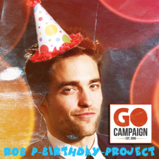 Rob´s Birthday project