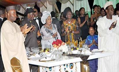 N3 Billion New Grant On Nollywood - President Goodluck
