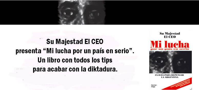 Su Majestad el CEO y un libro imprescindible para cambiar la Argentina