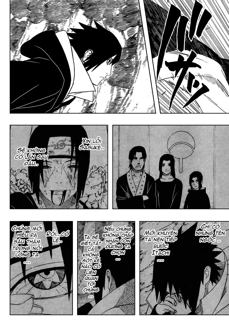Naruto chap 451 Trang 11 - Mangak.info