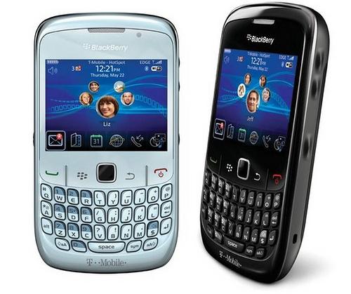 Blackberry 8520 Pink