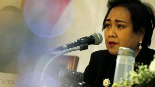 Rachmawati : Megawati sendiri sudah antek kapitalis