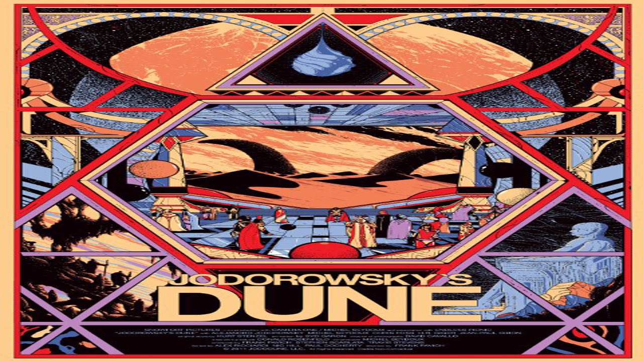 Jodorowsky's dune movie channel
