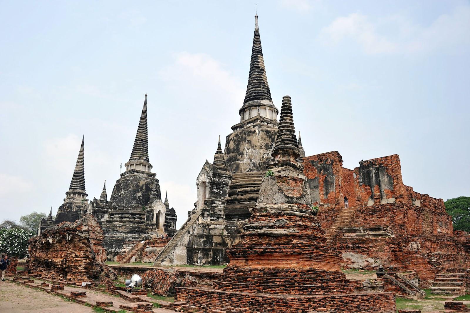 Ayutthaya Historical Park to be Restored  The World Travel
