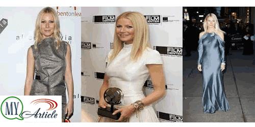 Gwyneth Paltrow,Slim Body