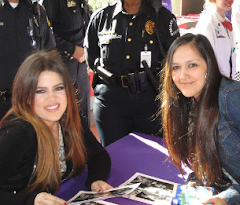 Meeting Khloe at Toy Drive in Dallas