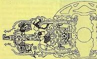 El ovninauta de Palenque