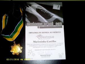 Recebi a medalha de juscelino kubitschek