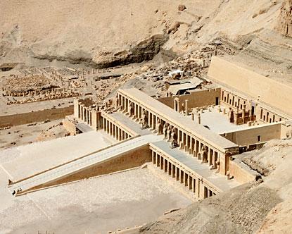 Arquitectura egipcia antigua for Arquitectura egipcia