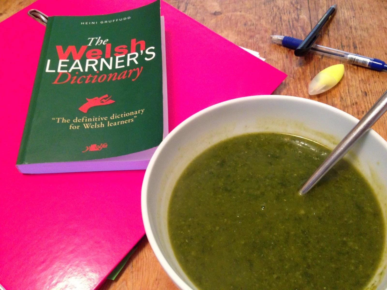 Don't judge a soup by its colour...