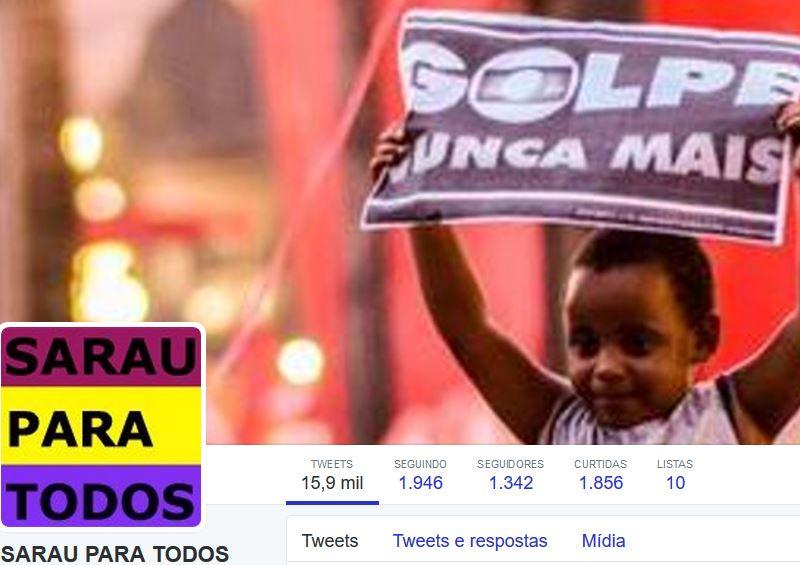 Twitter @Sarauparatodos