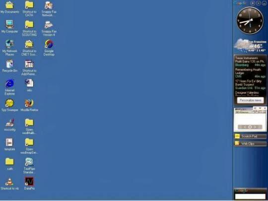 تحميل برنامج جوجل ديسك توب لعمل محرك بحث للملفات داخل جهازك 5.9 Google Desktop