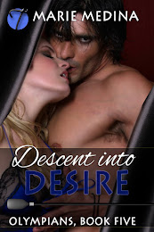 Descent into Desire (Olympains 5)