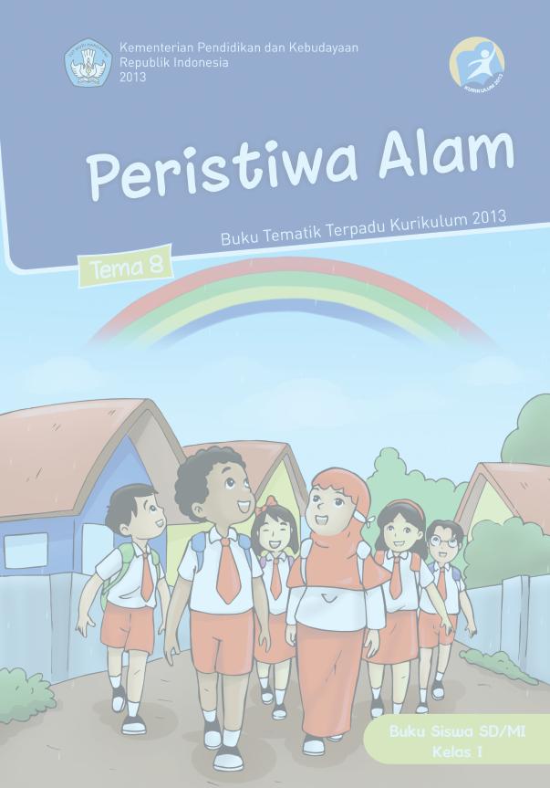 Buku Siswa Kelas I Kurikulum 2013 Pak Widi Blog