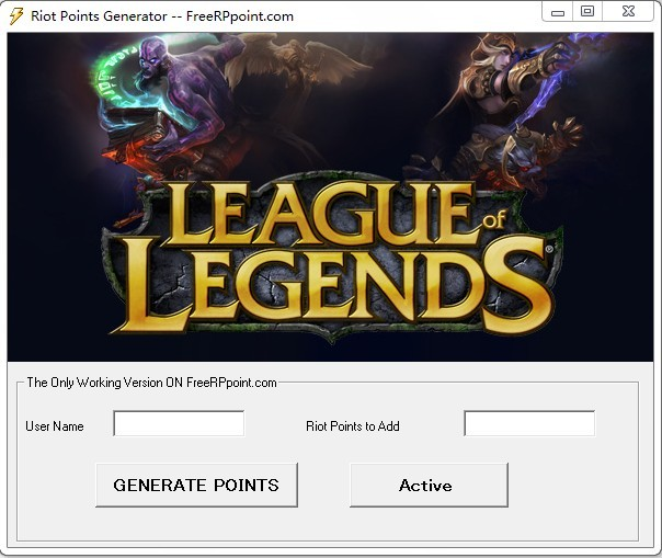 free riot points with the riot points generator lolriotguide - 604×509