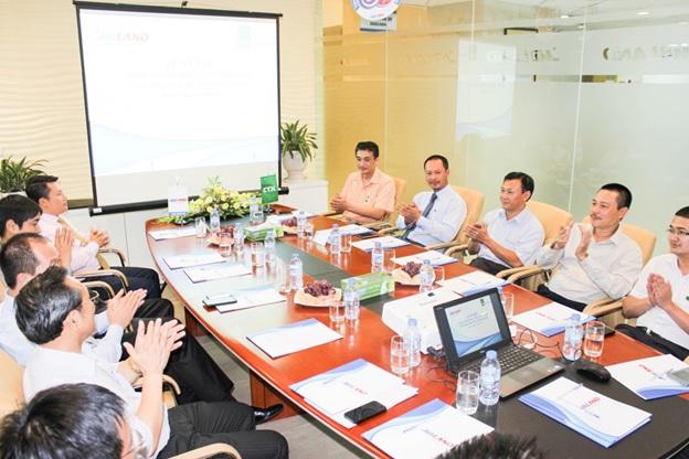Thoả thuận hợp tác toàn diện giữa MBLand và CTX Holdings Chìa khoá vàng của sự thành công