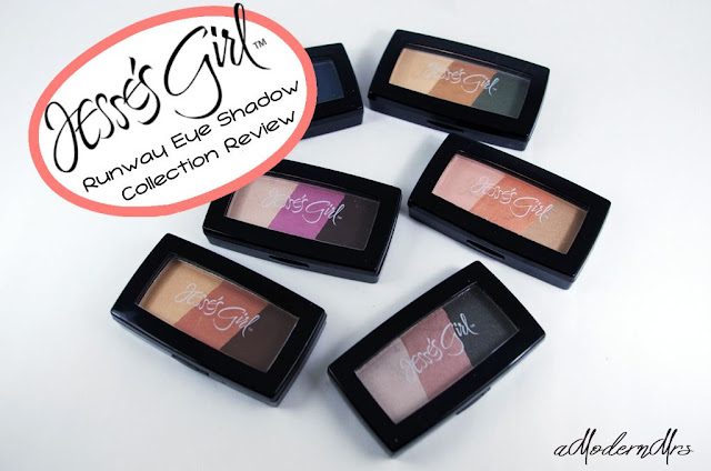 Jesse's Girl Runway Eye Shadow Collection Review + Swatches — a Modern Mrs.