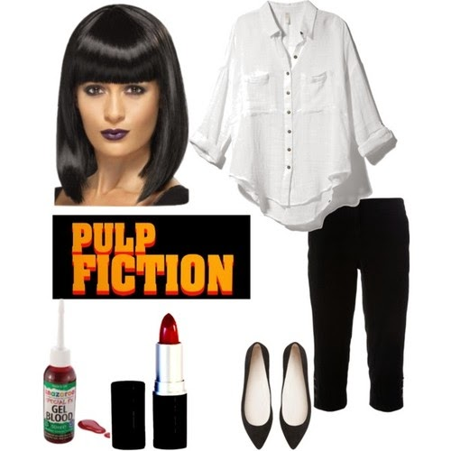 Fun 39 n 39 frolic movie costumes pulp fiction - Deguisement pulp fiction ...