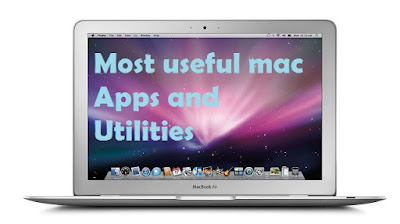 10 Most useful mac Apps and Utilities 2015