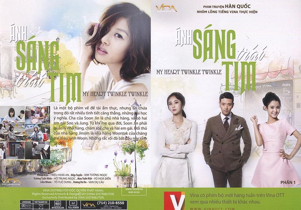 Ánh Sáng Trái Tim - My Heart Twinkle Twinkle KBS 2015