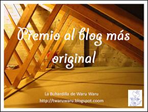 Segundo Premio El Rincón de Reichel