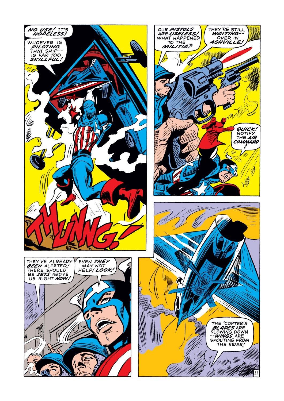 Captain America (1968) Issue #129 #43 - English 12