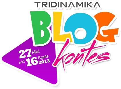 Kontes Blog Tridinamika 2013