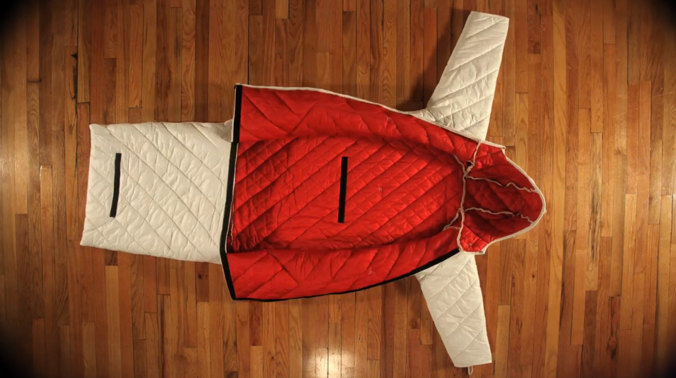 Image: The Coat that Doubles as a Sleeping Bag for The Empowerment Plan