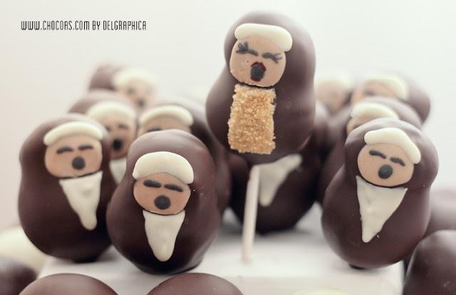 cakepop monja