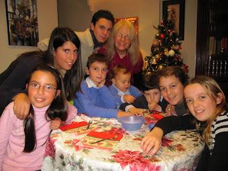 Noche de Navidad 2012