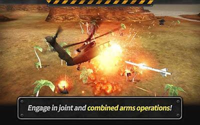 GUNSHIP BATTLE Helicopter 3D victoriatur