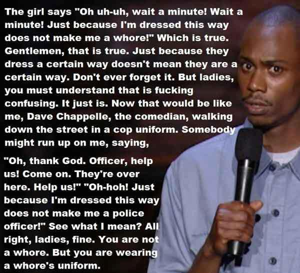 Funny Police Uniform Facebook Status Quote thumb