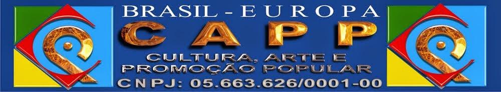ONG CAPP BRASIL EUROPA