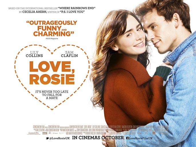 Movie Mondays: Love, Rosie