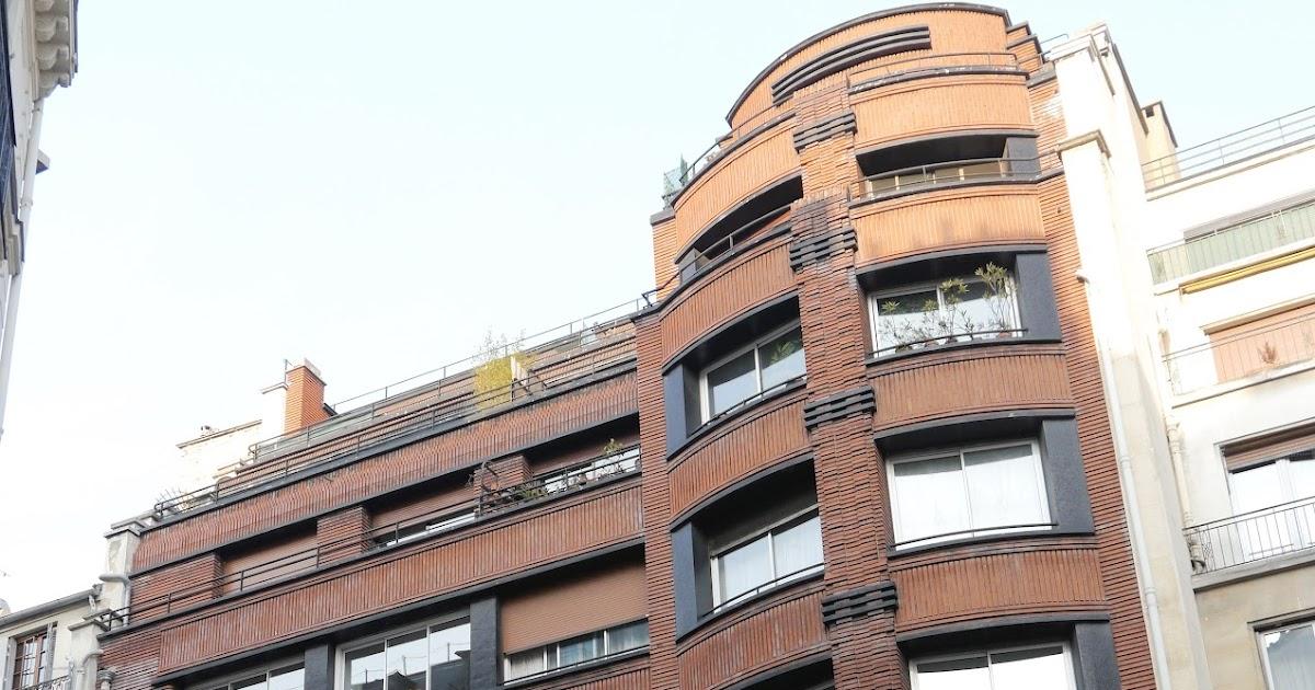 l 39 architecture parisienne des ann es 1920 1940 l 39 art d co et le mouvement moderne 8 rue du. Black Bedroom Furniture Sets. Home Design Ideas
