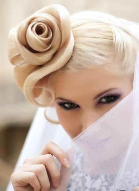 fashion friday wedding hair 2013