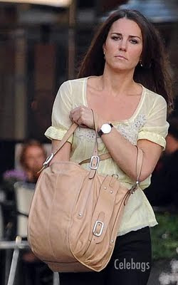 kate middleton bags tod's d-bag brown