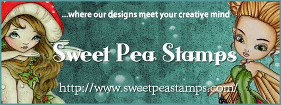 Past Design Team member for Sweet Pea Stamps