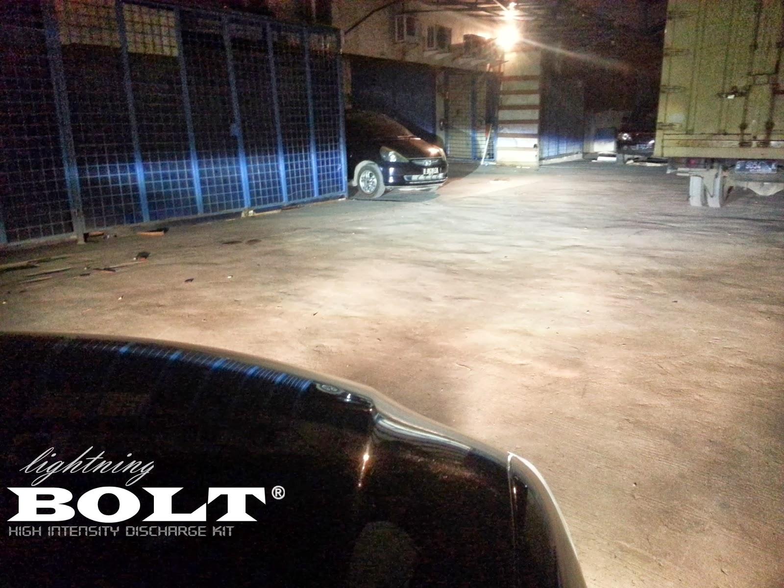 Lampu HID Mobil Lightning BOLT Extra Bright