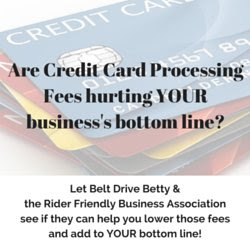 Save on Credit Card Processing Fees