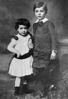 Albert Einstein in childhood