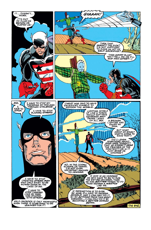 Captain America (1968) Issue #383 #316 - English 46