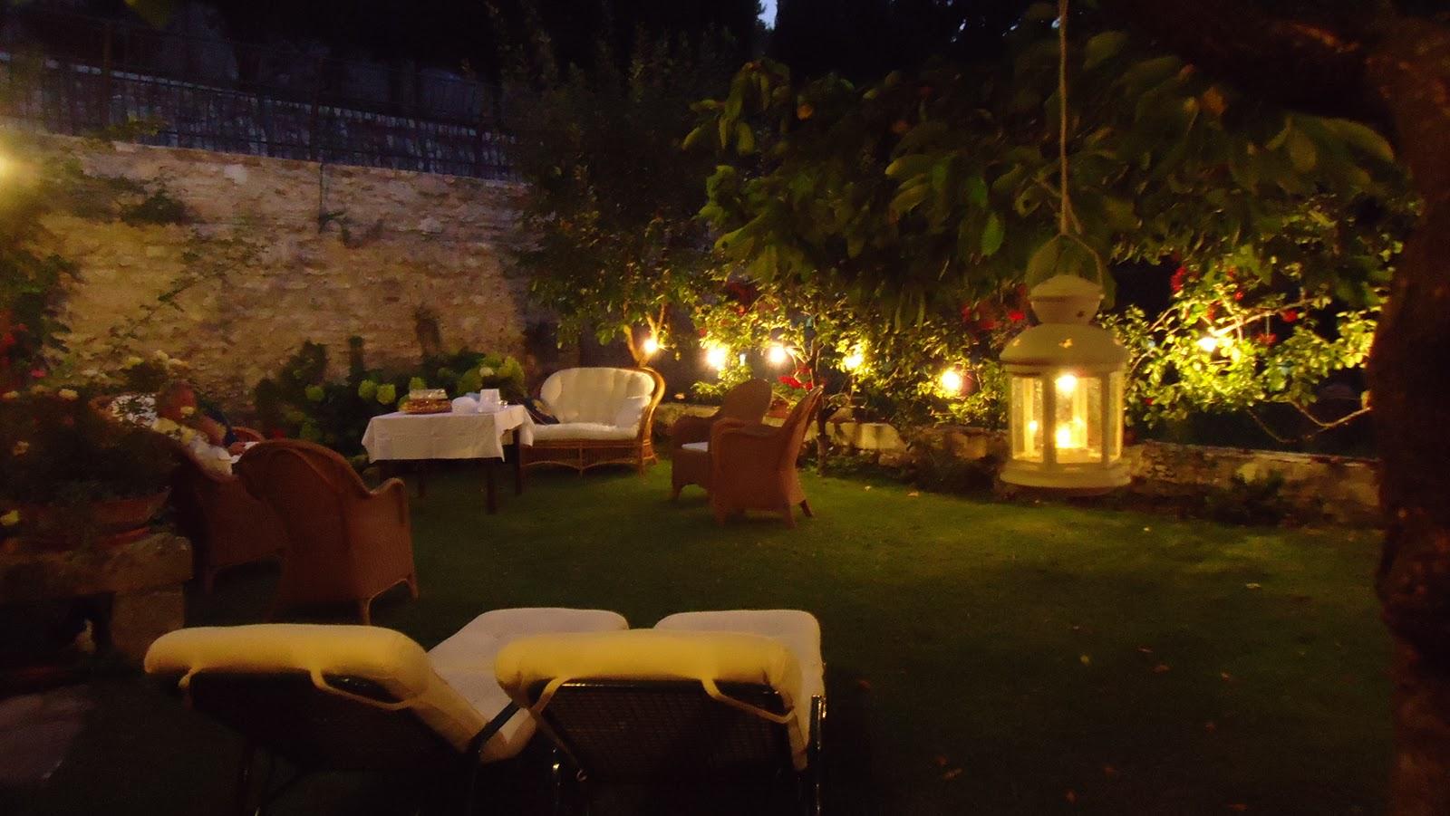 Talismano della felicit il giardino di casa mia - Casa con giardino pisa ...