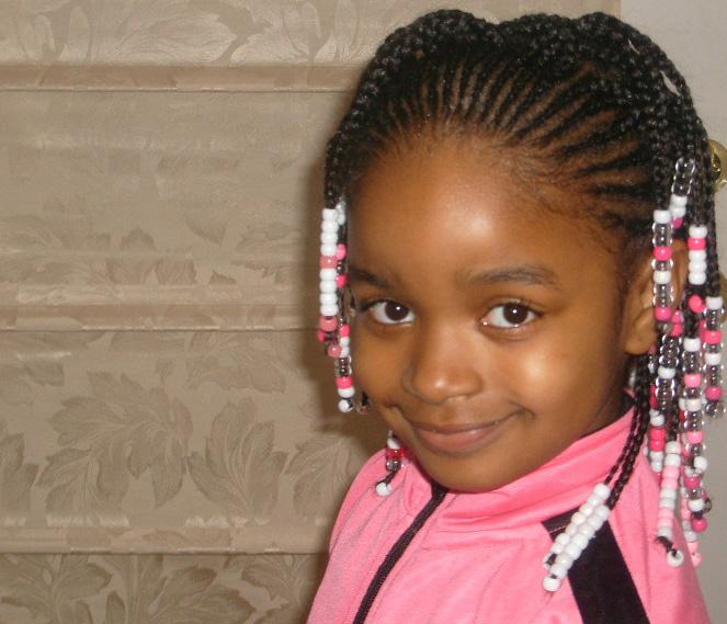 short hairstyles for little girls. makeup little girl short