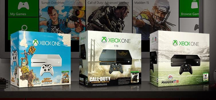 Xbox One limited-edition Xbox One Bundles