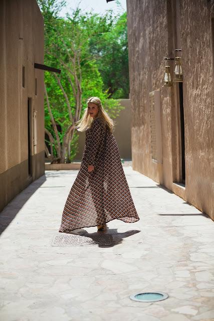 Dubai Photographer Fashion Blogger