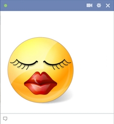 Kiss Emoticon